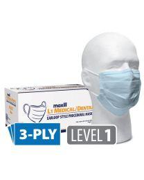maxill L1 Medical/Dental Earloop Procedural Masks