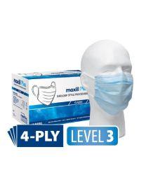 maxill Plus Earloop Style Procedural Masks - Classic
