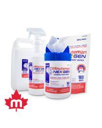 tb Minuteman NEX GEN Disinfectant