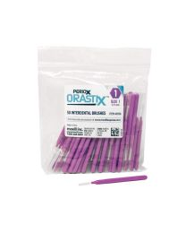 PerioX ORASTIX™ Interdental Brushes - 50 Pack Bag
