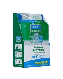 SmartMouth Breath Rinse Travel Packs