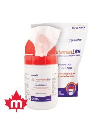 tb Minuteman Lite Alcohol Wipes